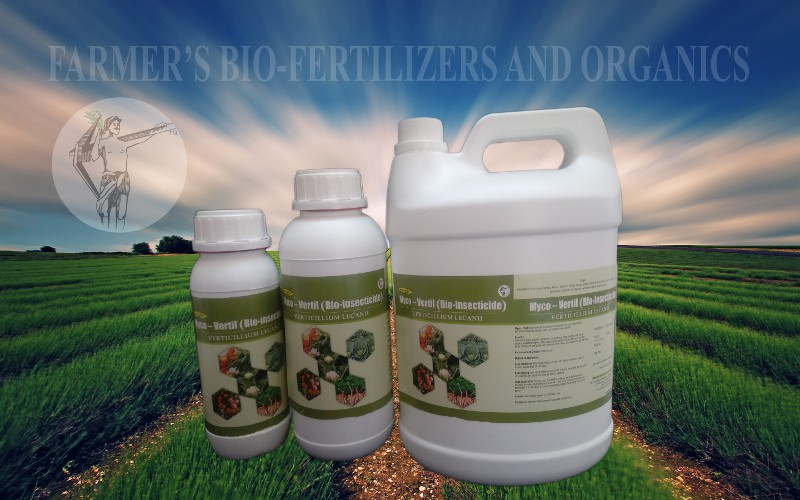 Myco-Vertil (Bio-insecticide): Verticillium lecanii